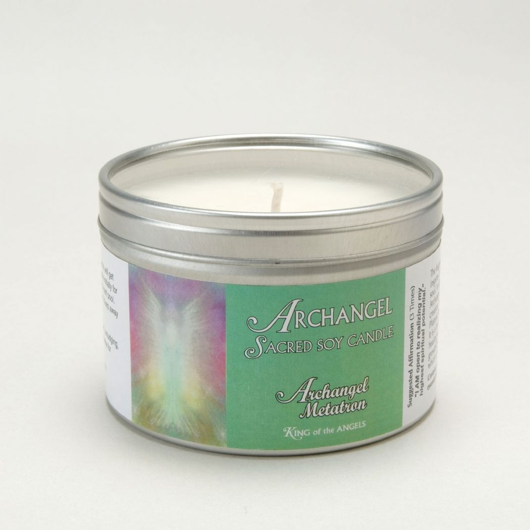 Archangel Metatron Candle